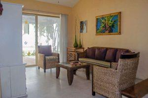 Renta de Villas Vacacionales de 2 recámaras en Ixtapa Zihuatanejo, al interior del Hotel Tesoro Ixtapa, vista al mar garantizada, con acceso a la Playa El Palmar Ixtapa y con alberca | Enna Inn Ixtapa